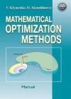 Mathematical optimization methods