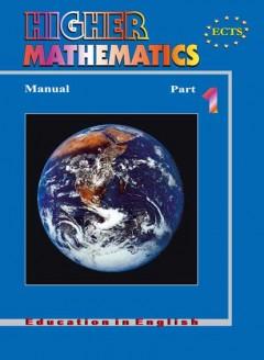 Вища математика. Частина 1. Англійською мовою