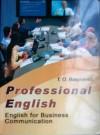 Professional english. English for Business Communication